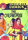 Indrajal Comics-693-Aditya (The Man From Nowhere): The Childwoman (V24N41-1987)