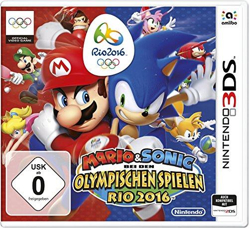 Mario&Sonic bei den Olympischen Spielen: Rio 2016 - [3DS]