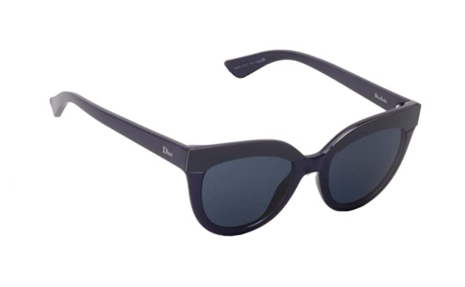 nuove foto Sito ufficiale 100% di alta qualità Christian Dior Women's Diorsoft1 Ku Sunglasses, Bluee, 51 ...