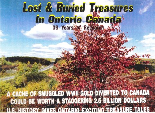 Antique Silver Ships - Lost & Buried Treasures in Ontario, Canada