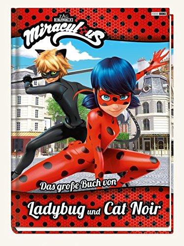 Miraculous: Das große Buch von Ladybug und Cat Noir: Fanbuch