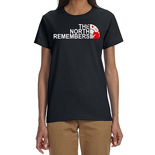 usa cheap sale look good shoes sale good CLOTHING WORLD The North Remembers Women's T-Shirt