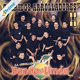 Amazon.com: Los Tres Gallos: La Arrolladora Banda El Limon: MP3
