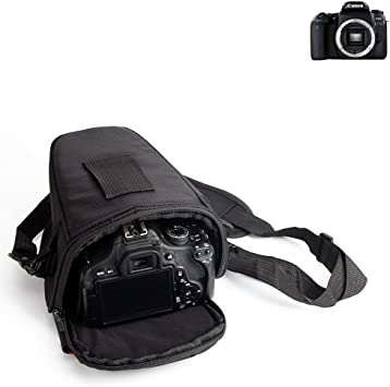 K-S-Trade para Canon EOS 77D: Bolsa per Camera DSLR/SLR/DSLM ...