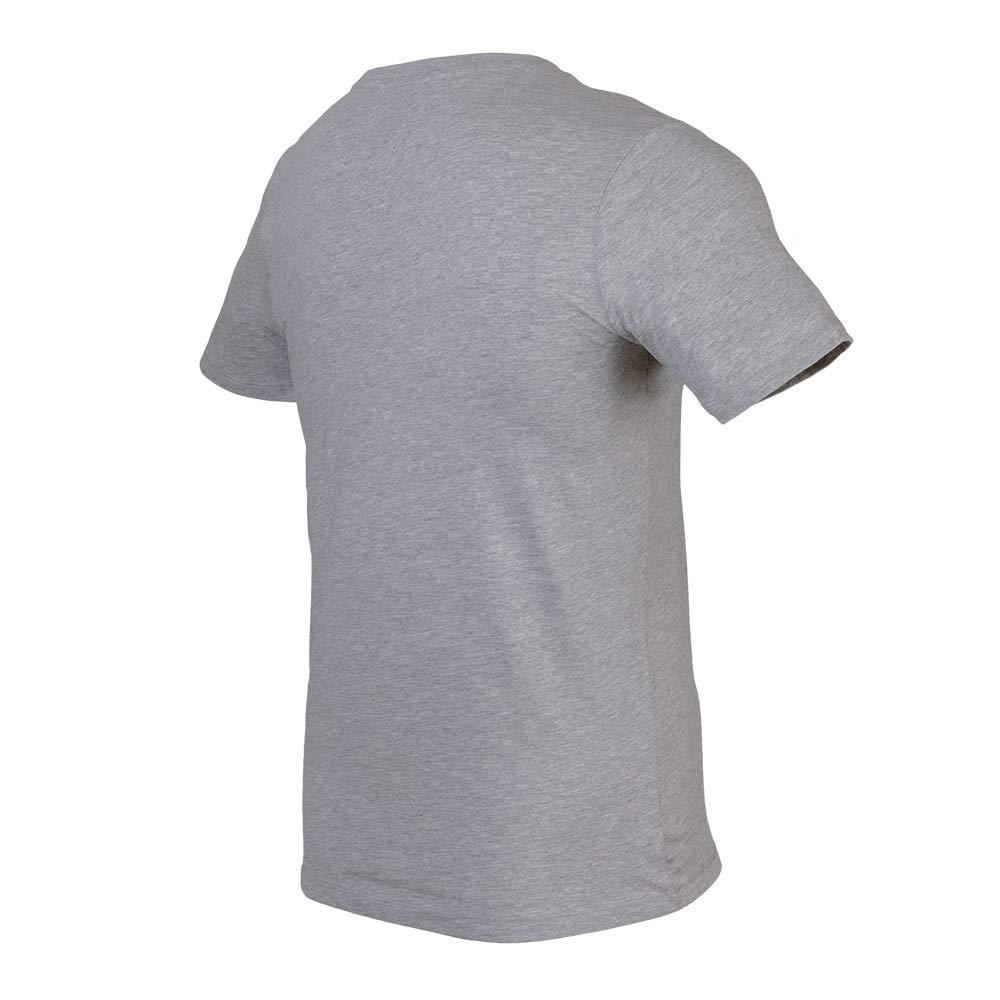Umbro Fw Large Logo Cotton tee Camiseta, Gris (Grey Marl 263 ...