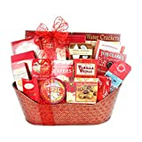 Gourmet Holiday Traditions Gift Basket