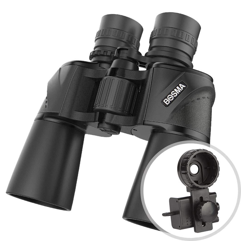 品質満点 電話アダプターが付いている10x50双眼鏡、バードウォッチングのための防水そしてFogproof防水望遠鏡のスターゲージングの探求のコンサート、写真の録音   B07MBJQVP6, イナムラ:e03ee70d --- a0267596.xsph.ru