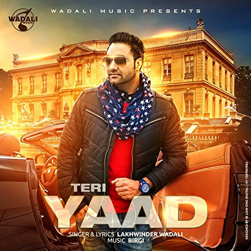 Jabhi Teri Yaad Song Downloadmp3: Teri Yaad By Lakhwinder Wadali On Amazon Music