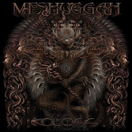 CD : Meshuggah - Koloss (CD)