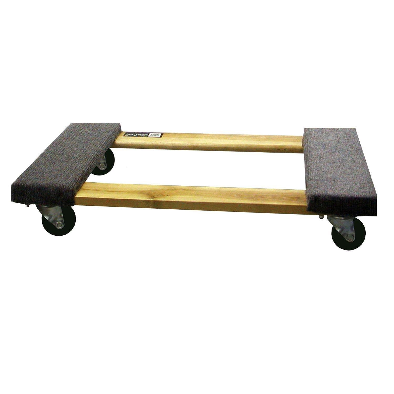 Buffalo Tools HDFDOLLY 1000-Pound Furniture Dolly (2-Dollys)