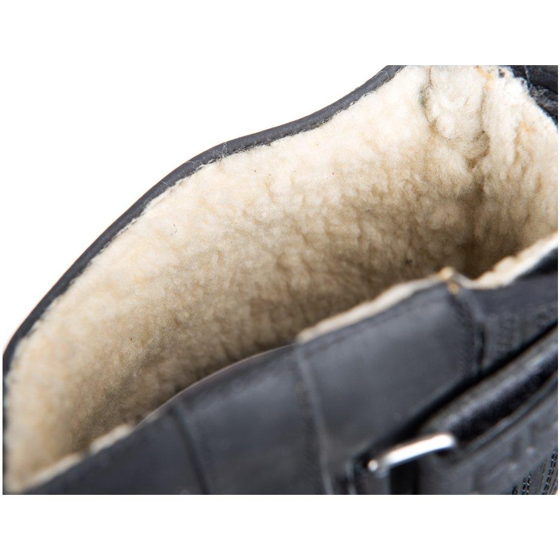 HKM by Reiterladen24 - Damen Winterreitstiefel Country Arctic Standard schwarz schwarz Standard caafe0