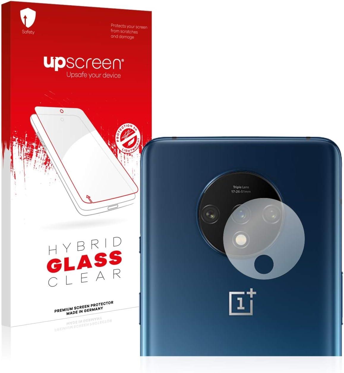 upscreen Hybrid Glass Panzerglas Schutzfolie kompatibel mit HP Spectre x360 15-eb0785ng 9H Panzerglas-Folie