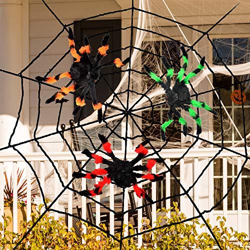 Black Halloween Tree Target (JOYIN 3 Pcs 24