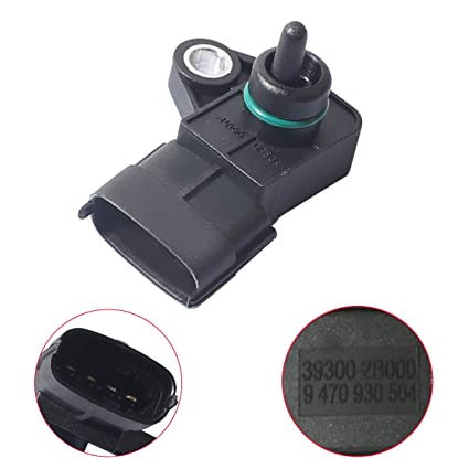 Amazon.com: CENTAURUS compatible with MAP Manifold Absolute ... on idle air sensor, map of passat engine, mat air sensor,