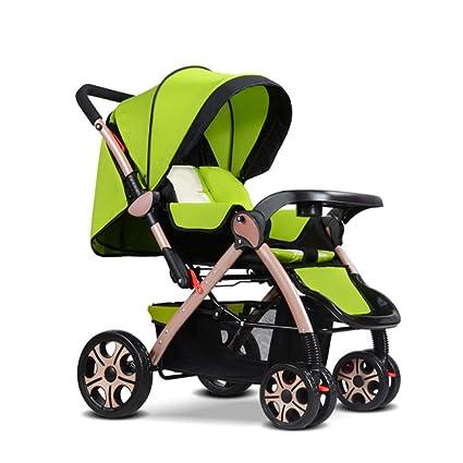 L@LILI Bebé Jogger Ciudad Mini GT Solo Cochecito Carro rápido ...