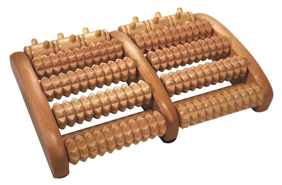 Croll  Denecke Masajeador de rodillos para los pies secciones con rodillos