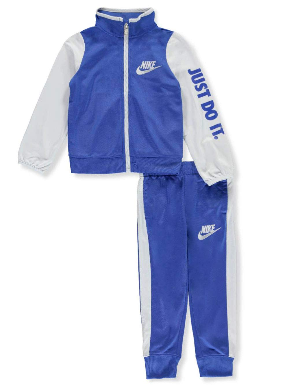 Nike Boys' 2-Piece Tracksuit - Game Royal, 6
