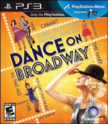 Costumes On Stars Stage Dance (Dance on Broadway - Playstation)