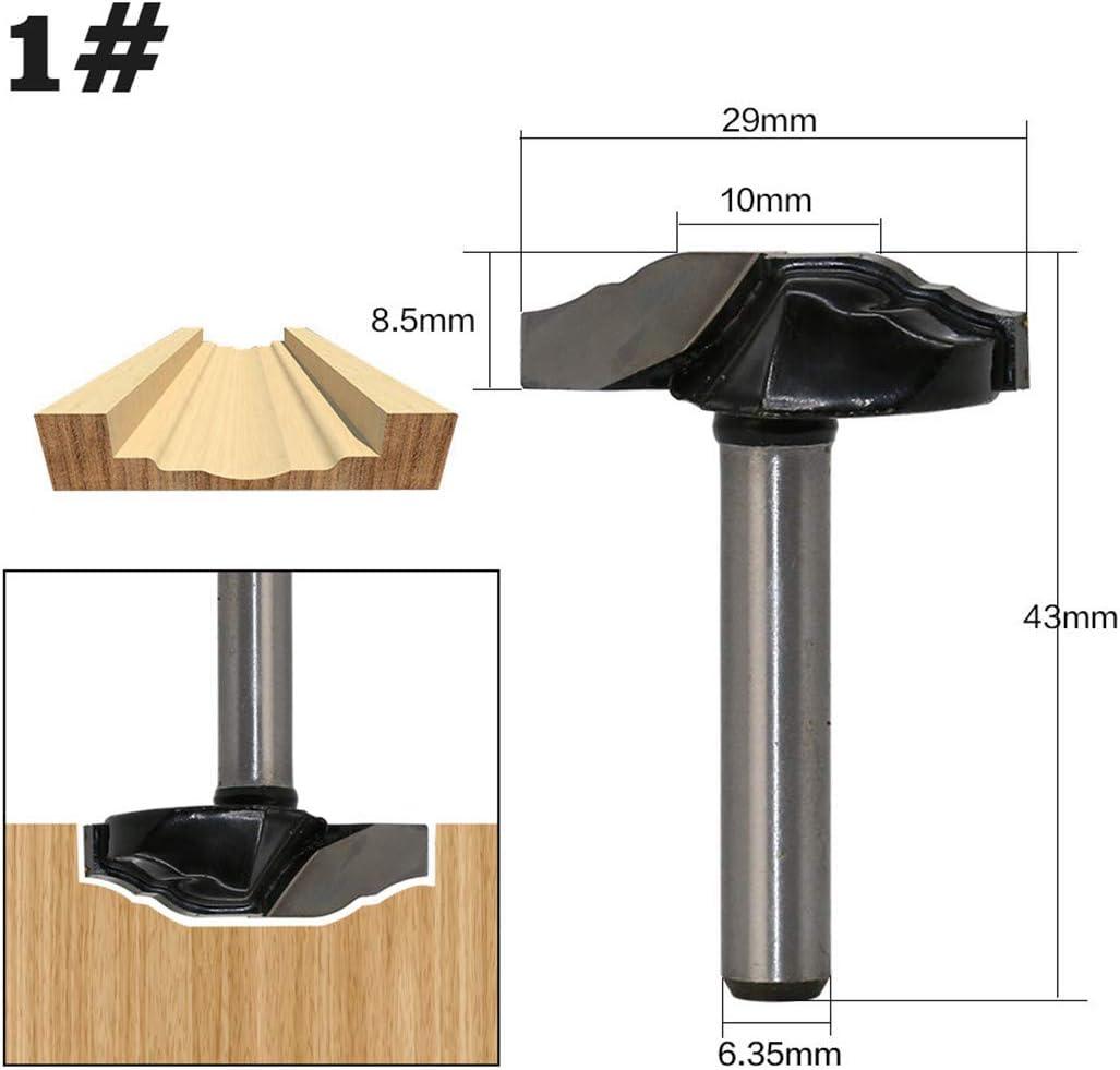 LAQI 5 Piezas de fijaci/ón Scres de Doble Extremo de Madera para Muebles de Madera Tornillo de fijaci/ón M8 x 70 mm