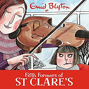 Fifth Formers of St Clare's Audiobook