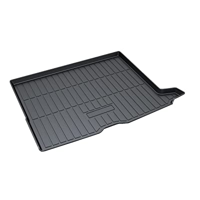 Vesul Rubber Rear Trunk Cover Cargo Liner Trunk Tray Floor Mat Fits on Mercedes-Benz Benz GLC250 GLC300 GLC350 GLC43 AMG GLC Class 2016 2020 2020 2020 2020: Automotive