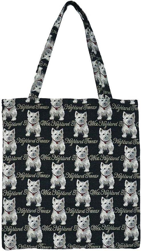 West Highland Terrier  Tote Bag