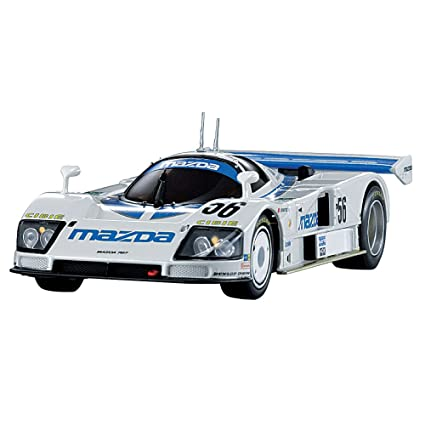 Kyosho Asc Fx 101mm Rc Car Parts Mazda 787 No 56 91 Lm Dnx602ma