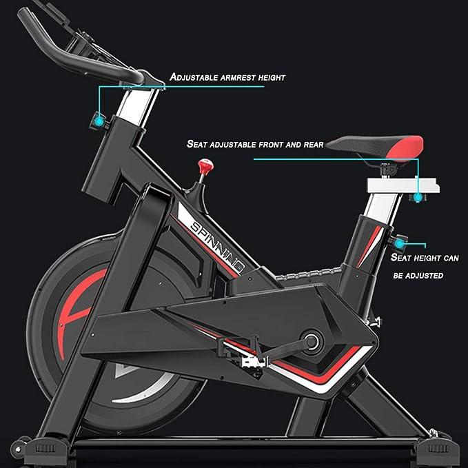 BF-DCGU Bicicletas casa Nueva de Ejercicios, aparatos de Gimnasia ...