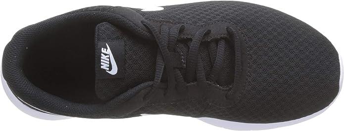 NIKE Tanjun (GS) Kinder Sneaker Schwarz 818381 011, Größenauswahl:40