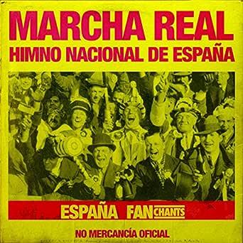 Marcha Real - Himno Nacional de España de FanChants & España Fans en Amazon Music - Amazon.es