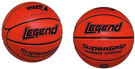 Sport One Pelotas de Baloncesto Legend Size 7: Amazon.es ...
