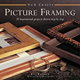 img - for New Crafts: Picture Framing: 20 inspirational projects shown step by step book / textbook / text book