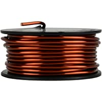 Magnet Wire 13 AWG Gauge Enameled Copper 200C Arts and Crafts Rantepao 2 Oz