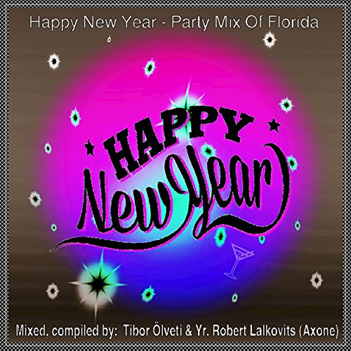 happy new year party mix of florida