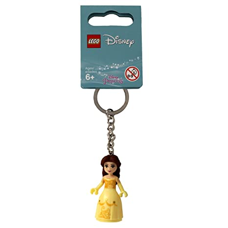 Amazon.com: LEGO Belle Key Chain 853782: Toys & Games