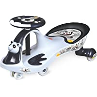 Toyzone Baby Panda Free Wheel Magic Car, Colors May Vary