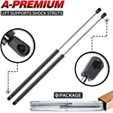 Rear la 2 pc Strong Arm Hatch Lift Supports for Volkswagen Beetle 1998-2010