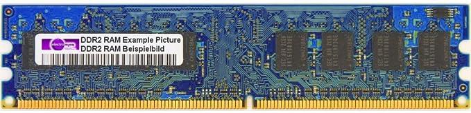M2Y1G64TU8HA2B Elixir 1 GB DDR2 667MHZ RAM