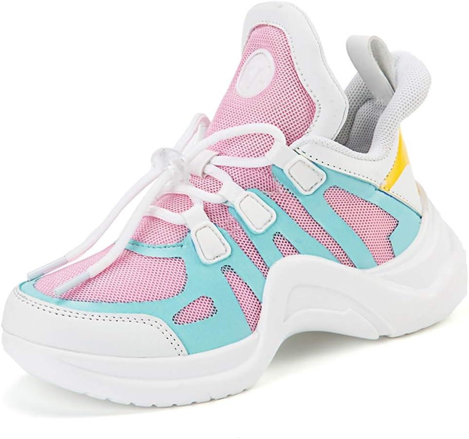 YPPDSD Kinder Basketball Schuhe, Verschleißfeste Trainings