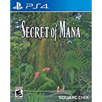 Secret of Mana - PS4 [Digital Code]