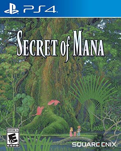 Secret of Mana - PlayStation 4 - Standard (Secret Of Mana)