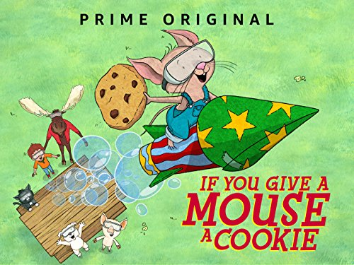 If You Give A Mouse A Cookie Season 1  Part 2 Trailer