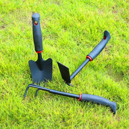 B8001 heavy duty garden tool sets lawn garden snow for Gardening tools on amazon