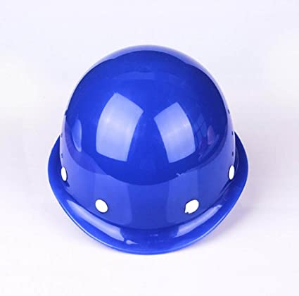 Casco De Acero De Vidrio Anti-choque Anti-smashing Casco Sitio De Construcción Casco