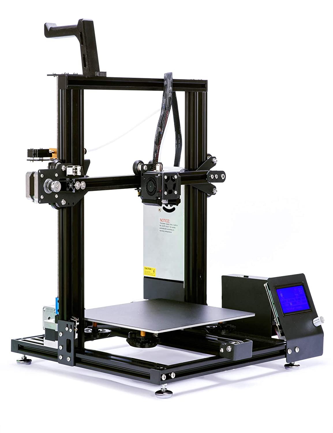 ADIMLab Gantry-S 3D Printer 32bit Main Board 230X230X260 Build Size with  Resume Printing Function Filament Detector 24V15A Power Metal Extruder