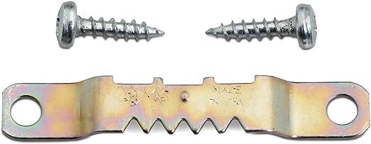 Schrauben für Rahmen Bild 10 Stück Zackenaufhänger