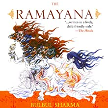 The Ramayana Audiobook by Bulbul Sharma Narrated by Samrat Chakrabarti