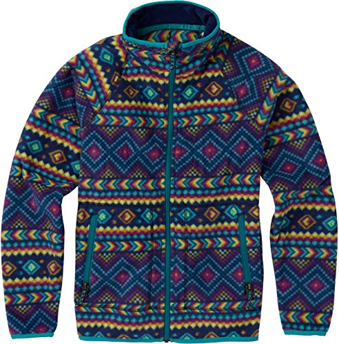 Burton Spark Full-Zip Fleece Girls Sz M ()