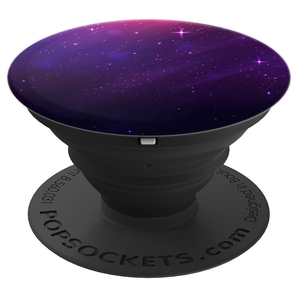 Astronomy Galaxy Stars Solar System Gift Star Gazers - PopSockets Grip and Stand for Phones and Tablets
