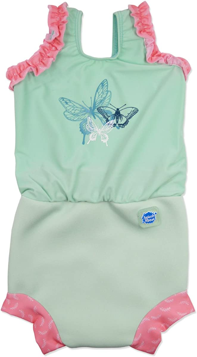 3-8 Months Dragonfly Splash About Baby Happy Nappy Costume